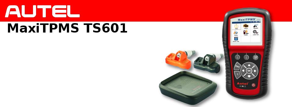 MaxiTPMS TS601